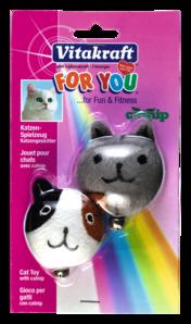 balls-for-cats-vitakraft-caras-de-gatos-felpa-con-casca