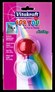 balls-for-cats-vitakraft-bolas-tela-gatos-for-you-2-uds