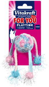 toys-for-cats-vitakraft-plush-ball-with