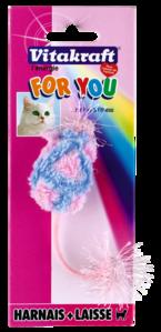 balls-for-cats-vitakraft-raton-felpa-rosa-gatos-for-you