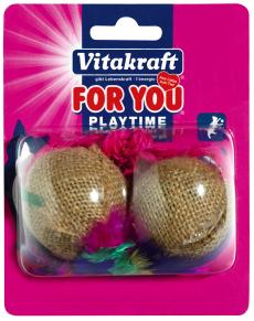 balls-for-cats-vitakraft-2-sisal-twine-balls