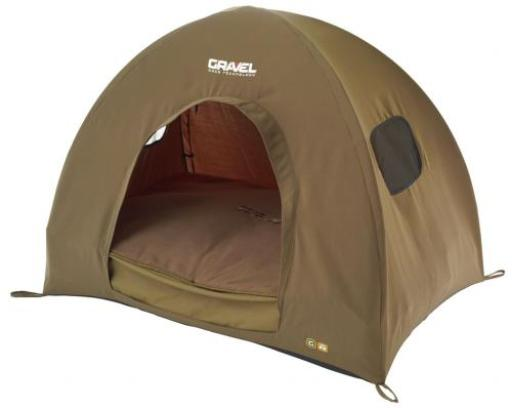 igloos-for-dogs-gravel-kennel-gravel-tec-xl-kaki