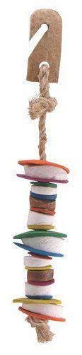 toys-for-birds-hagen-l-w-tesoro-nat-torre-conchas-de-coco-30x4cm